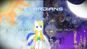Wallpaper - Guardians of Day and Night