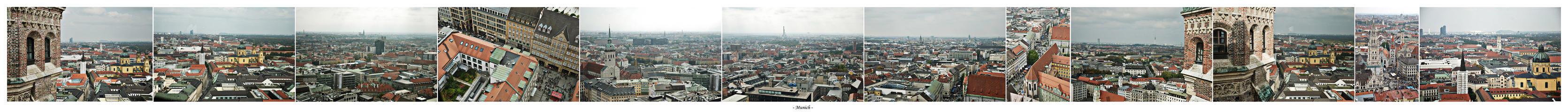 Munich by frescendine