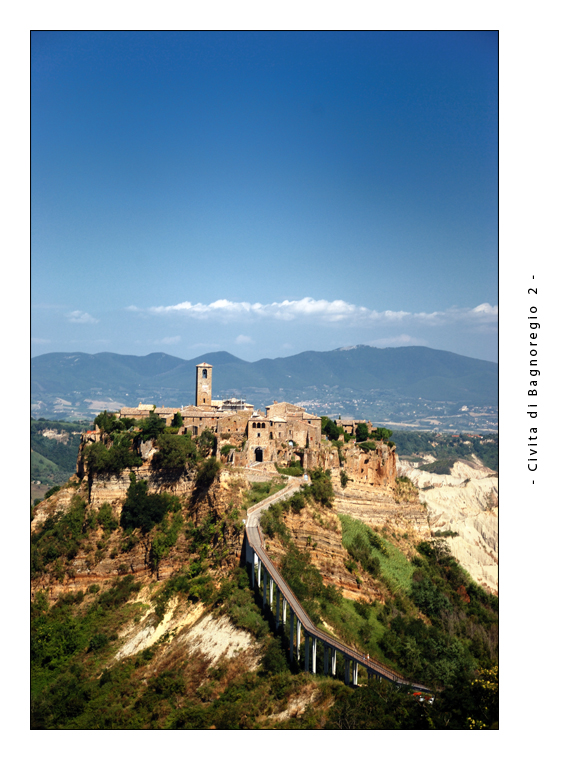 Civita di Bagnoregio 2 by frescendine