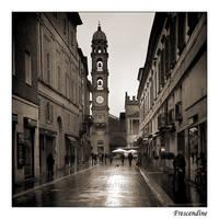 Faenza: rainy day II