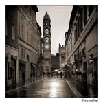 Faenza: rainy day II by frescendine