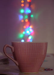 I'd Like a Cup of Bokeh