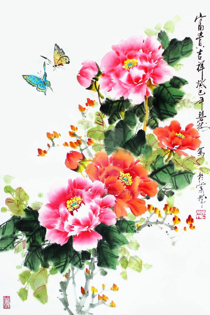 Chinese-Traditional Wish_Wealth and Good Fortune