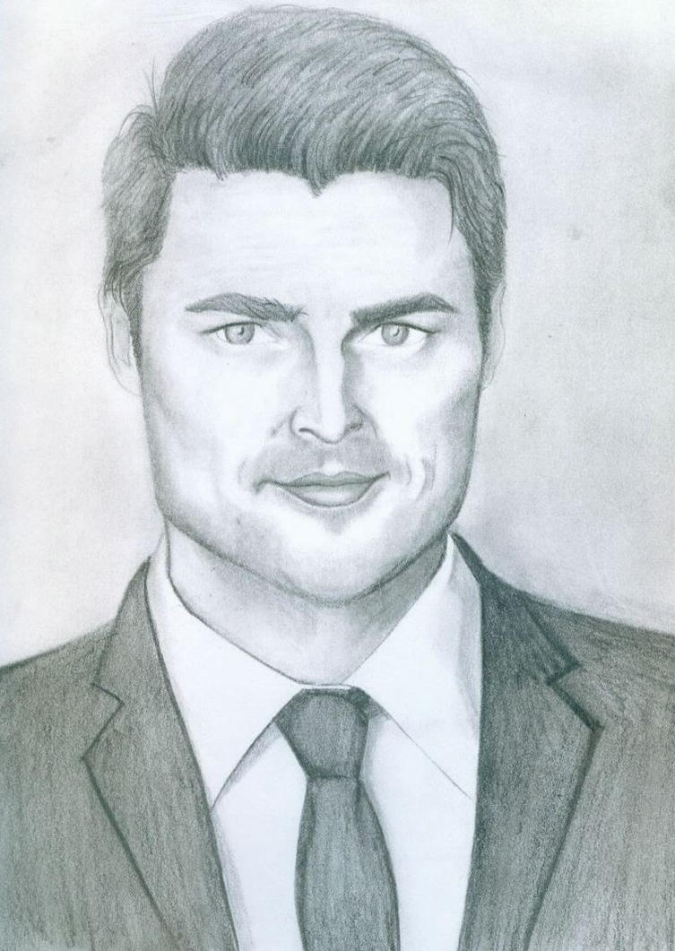 Karl Urban II by IMFanci