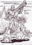 Spec Ops Triax Glitterboy T555