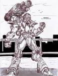 Naval Warfare Glitterboy