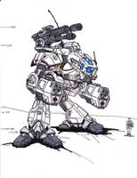 MAD-3R MArauder