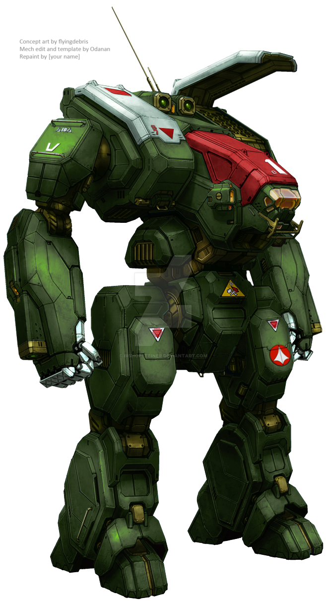 Flying Debris Png MWO Archer repa...