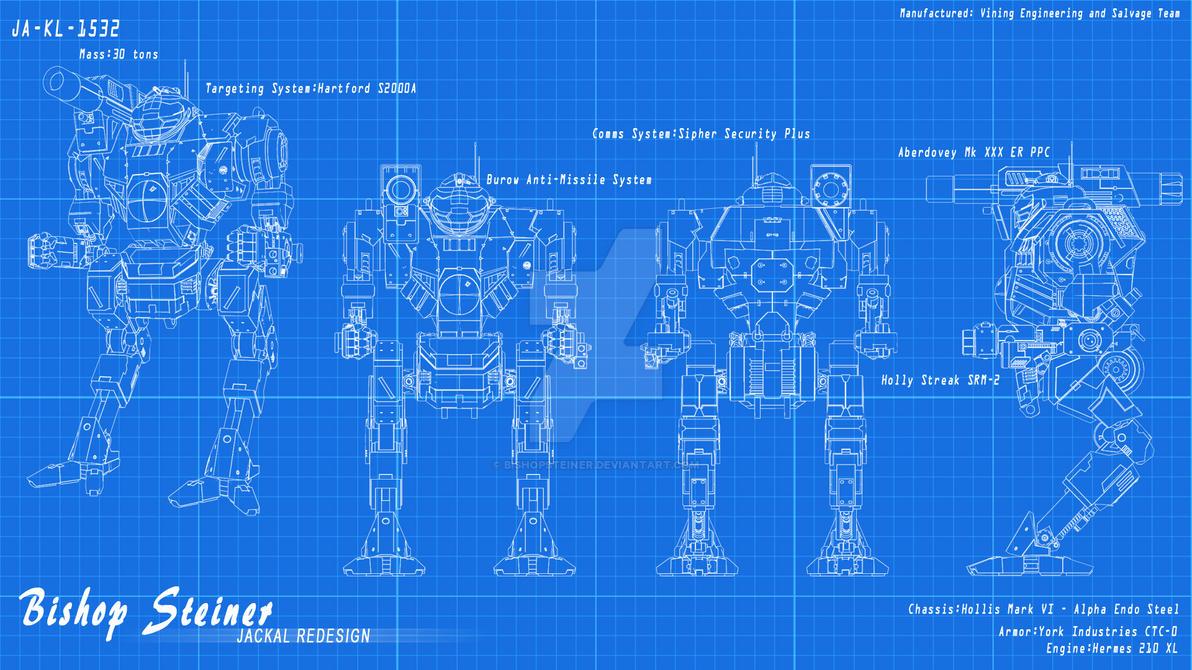 Jackal blueprint 1 by bishopsteiner on deviantart jackal blueprint 1 by bishopsteiner malvernweather Images