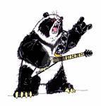 Black Metal Panda 2 WIP