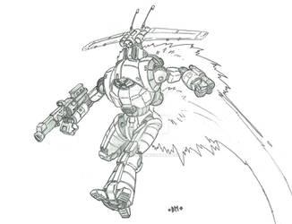 Wraith X by BishopSteiner
