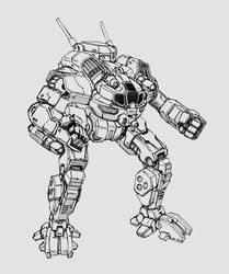 Mercury redesign for CGL Kickstarter by BishopSteiner