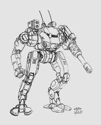 Sentinel redesign by BishopSteiner
