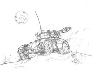 Recon/Sniper IFV