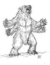 Ghost Bear (concept)