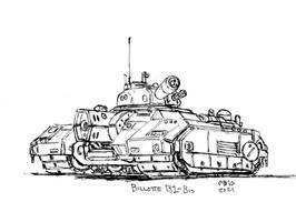 Billotte/II Assault Tank