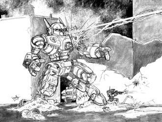 Ambush! by BishopSteiner
