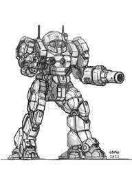 ENF-4Rcc Enforcer Command Model