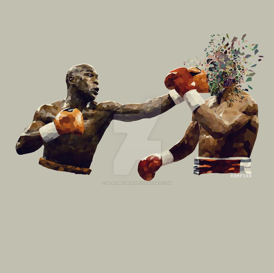 boxing ( work in progress) by kerempiskin