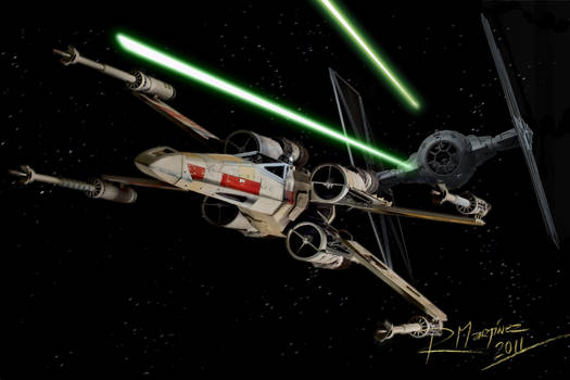 X-Wing Revisited