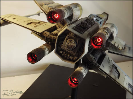 X-Wing Revisited lightning