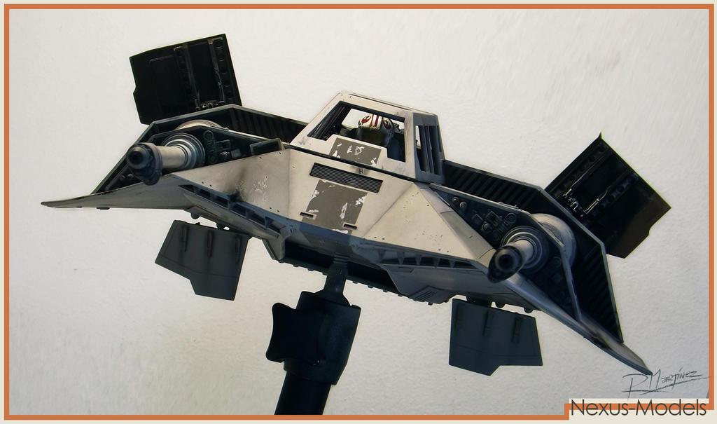 Snowspeeder F-11 by Hikaru84
