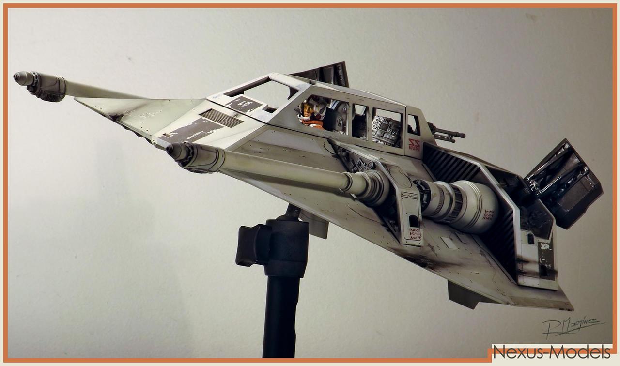 Snowspeeder F-20 by Hikaru84