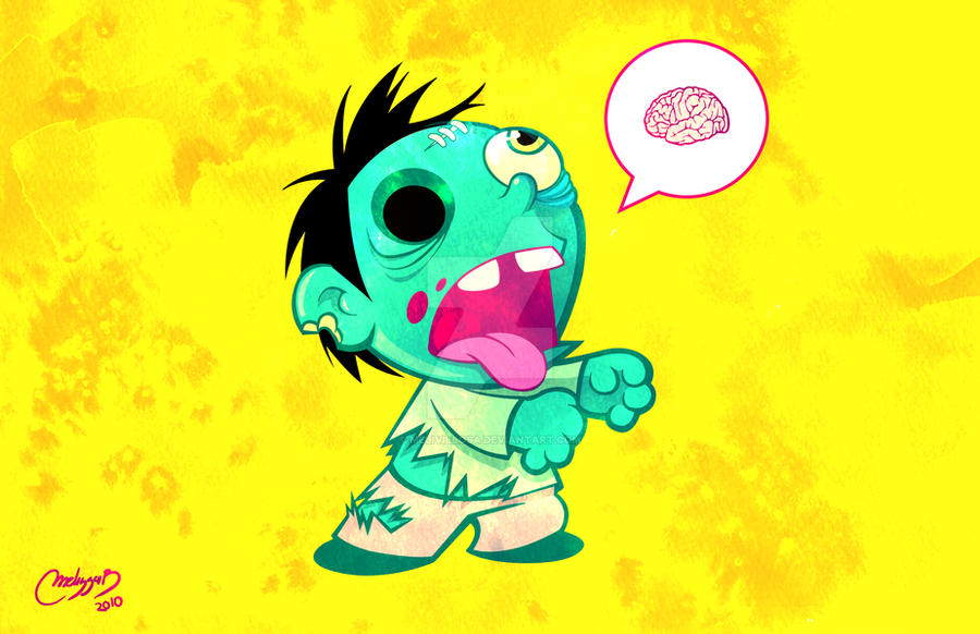 zombya by melivillosa