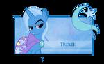 Firma de Trixie by Darkselia