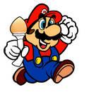 Super Mario Power Up (Psilocybin Mushroom)