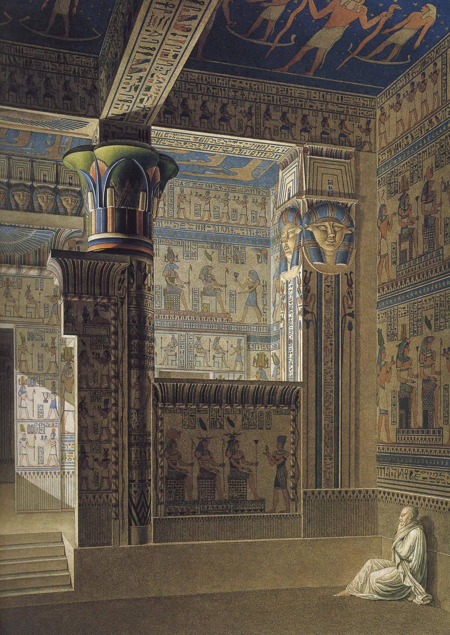 Ancient Egypt by lichtie