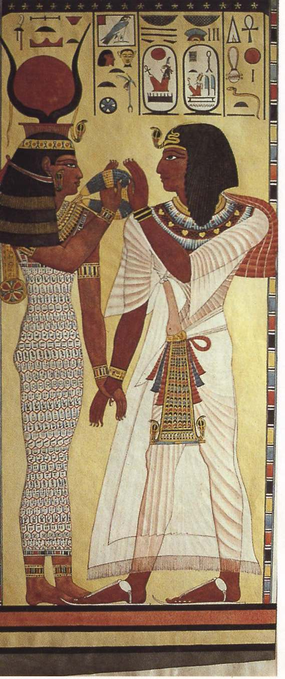Surely The Ancient Egyptians Looked Like This