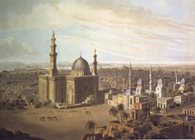 Cairo-no date-1830's? by lichtie