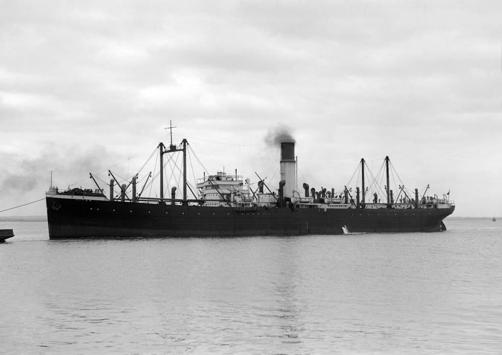Titan 1906 sunk by U47 off Ireland 4th Sept 1940 c by lichtie