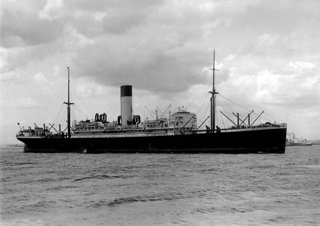 Ulysses 1913 sunk off Palm Beach 11th April 1942 b by lichtie