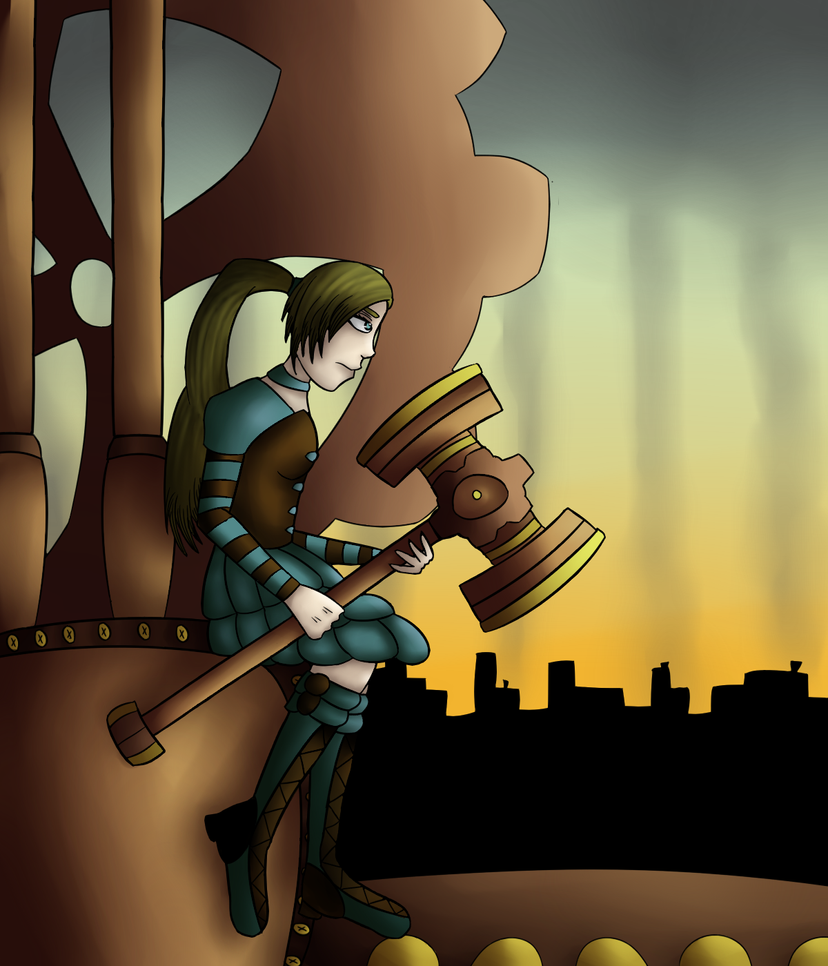Alice's Wonderland by pokedragonS8