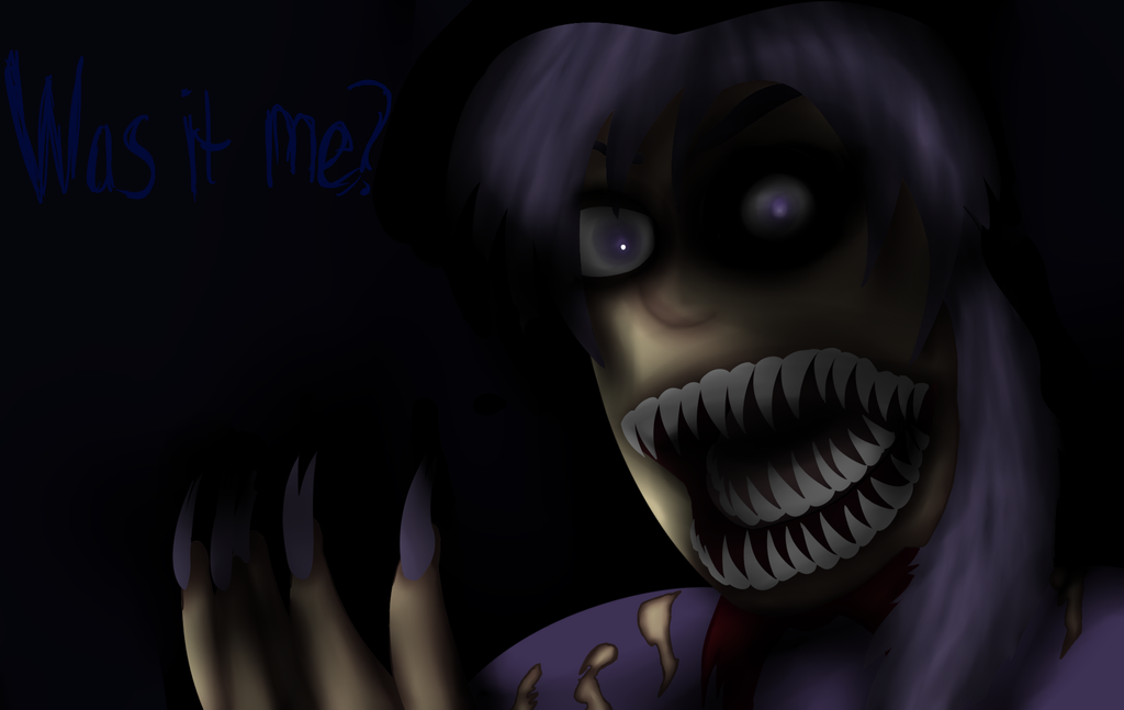 Human Nightmare Bonnie by pokedragonS8