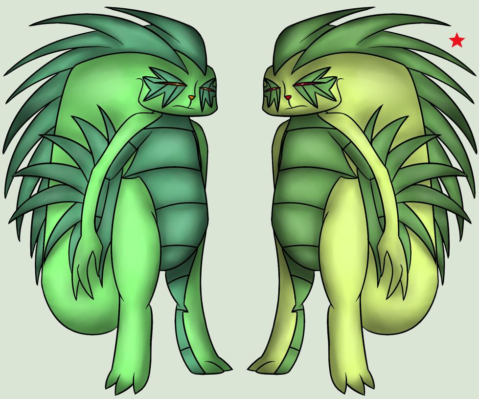 Fakemon 3: Ratree by pokedragonS8
