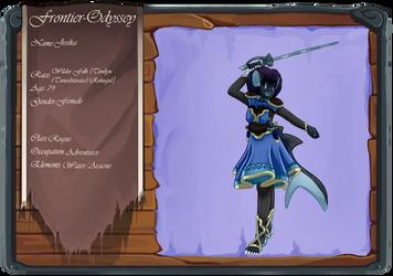 Frontier-Odyssey: Jesika by Halloween-Jester