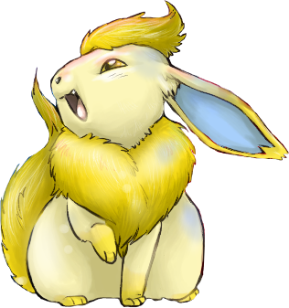 Vapor the Yellow Flareon   (inactive) Flareon_by_danielle995-d50ul6q