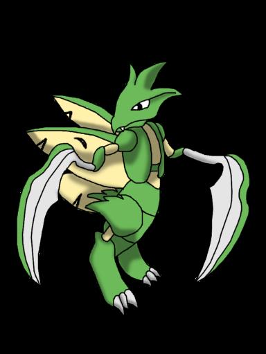 Enixx the Female Scyther  Scyther_by_danielle995-d5bj97a