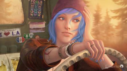 Chloe Price Fan Art by danicast83