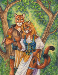 Puma and DArkstar