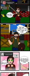 The Last of Us: The Gun by ChavisO2