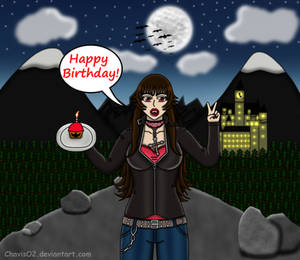 Birthday Gift: Mochii-Queen