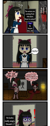 Mad Father: What's behind that door? by ChavisO2