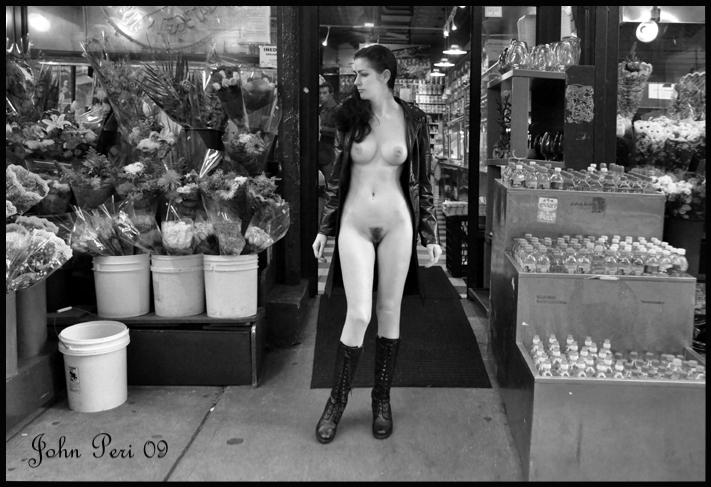 Shopping Monday morning  .. by JohnPeri