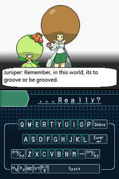 Pokemon Black and White: Groovy Version