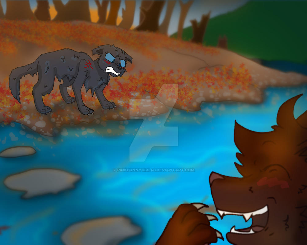 oakheart bluestar warrior cats by pinkbunnygirl43 on