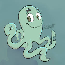 Ebulliant Ectopus by Rexy2000